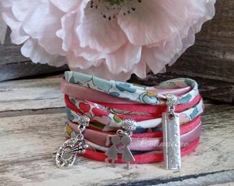 Original gift for teachers ! Handmade bracelet