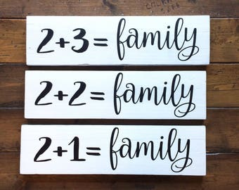 Mathematical Family Formula