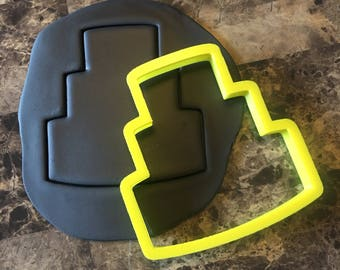Three Tiered Cake Cookie Cutter