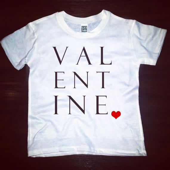 VALENTINE- tee