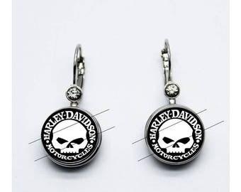 harley earrings