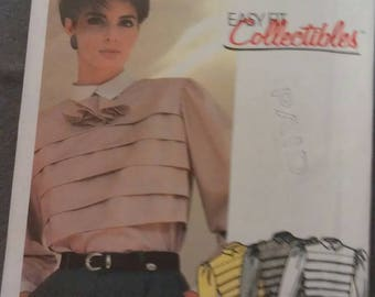 McCall's Pattern Size 12 Miss No. 2072