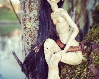 OOAK Art BJD Doll