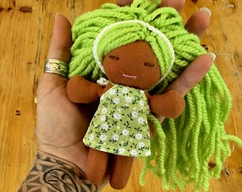 Cotton cloth doll