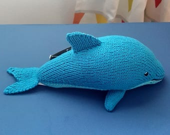 Abel the Blue Dolphin