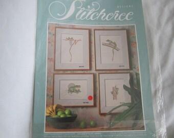 Frog Cross Stitch Pattern