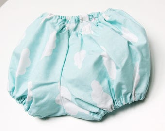 Bloomer - model clouds 12 months - baby bloomers