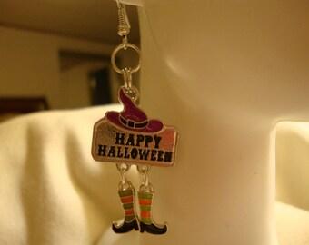 halloween earrings, cute halloween earrings, halloween, halloween decor, halloween gift, earrings,halloween fashion earrings,gift idea (274)