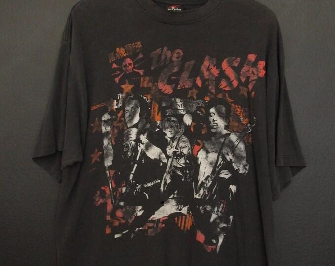 The Clash vintage Tshirt