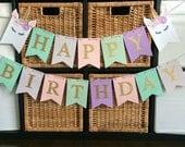 Unicorn Birthday Party, Unicorn Birthday Banner, Unicorn Party, Rainbow Birthday, Unicorn Decoration, Unicorn Birthday, Unicorn Banner, Mint