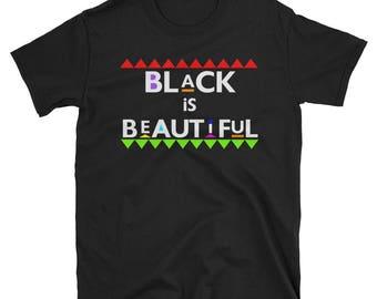 Black is Beautiful TShirt - Black Lives Matter