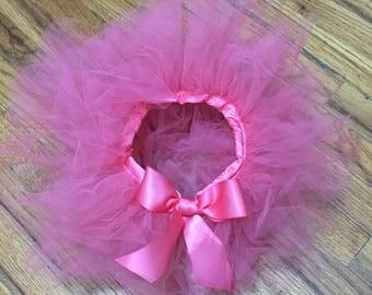 Candy pink tutu, tutu skirts, tutus for girls, baby tutu, ballet tutu, girls tutu, newborn tutu, baby girl tutu, tutu costumes, toddler tutu