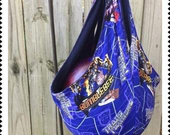 Handmade bowling ball sling bags