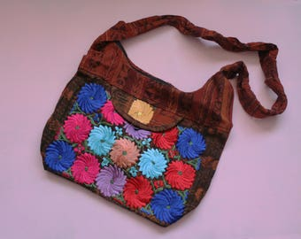 Elisa - Embroidered Bag