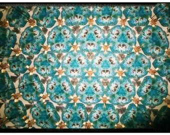 Crystal kaleidoscope PSYDRIVE ORIGINAL /Psychedelic geometry art /Magical healing tool /Festival item / Fractal mandala scope