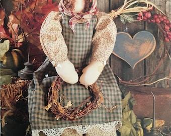 Sweet Seasons Book #2 Craft Pattern UNCUT (Vintage)