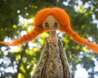 Handmade Doll - Lilibet