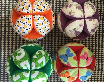 Montessori Ball, Soft Ball, Baby Toy, Puzzle Ball, Ball, Toy