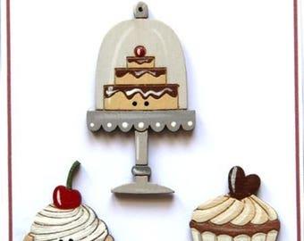 cake button