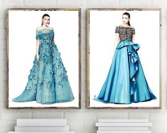 Marchesa illustration, Fashion girl art, Fashion design sketch, Fashion illustration, Fashion sketch, Fashion girls, Marchesa dress