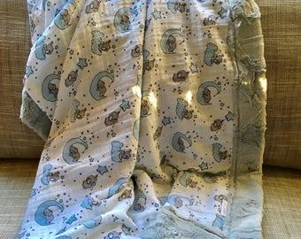 Luxe Minky Cuddle Blanket