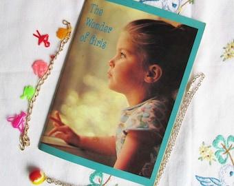 1960s Girls Jewelry and Book | Gift Idea | Girls Room Decor | Girls Retro Gift