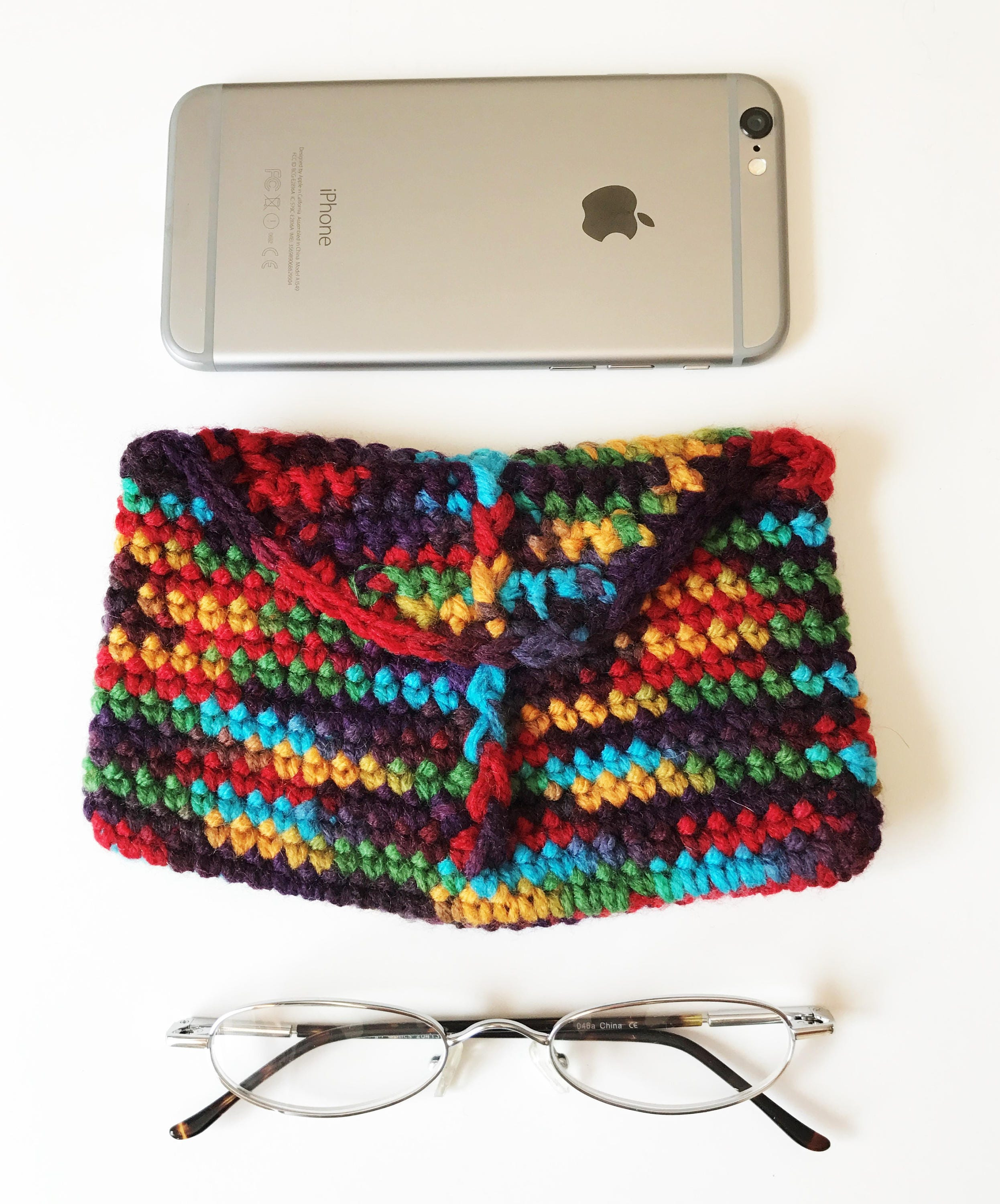 Soft Iphone Case Multicolor Sunglasses 7 Eyeglass Birthday