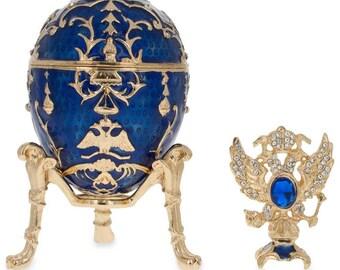 1912 Tsarevich Faberge Egg