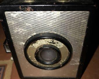 Ansco shur-flash 120 vintage camera