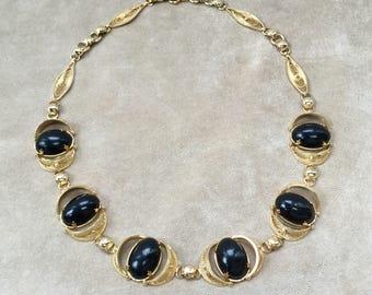 Vintage Cannetille Filigree  Necklace