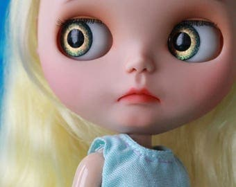 OOAK Custom Blythe Doll #18 - LouLou by WhiteChocolateDreamland