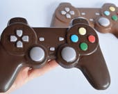 Chocolate Video Game Controller, PS4, Chocolate Playstation Controller, Gamer, Gaming, Chocolate Game Controller, Chocolate Video Games