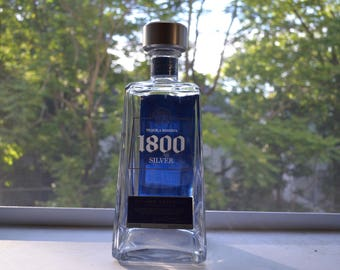 1800 Tequila Bottle