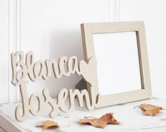 Photo Frame couple Model
