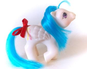 G1 My Little Pony Baby Graffiti Crayons Pegasus Ponies Babies Hasbro Original Peekaboo Retro 80s MLP Bronies Brony Scribble Firth Tooth