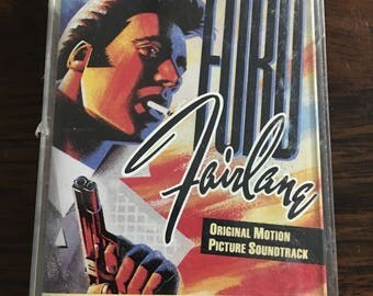 The Adventures Of Ford Fairlane Original Motion Picture Soundtrack Cassette