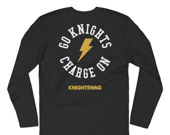 Charge On - Long Sleeve