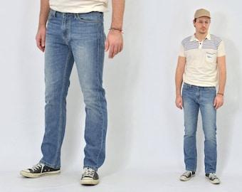 Levi's jeans  W32 L32 vintage trousers pants straight fit leg hipster 1990's mens M/L