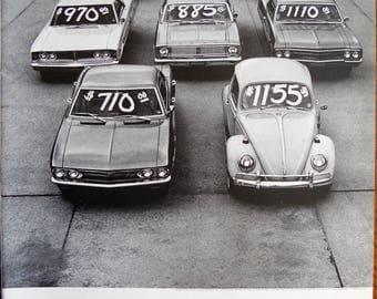 1969 VW Bug ad.  1969 Volkswagen Beetle.  1966 VW Bug.  1966 Volkswagen Beetle.  Vintage Volkswagen ad.