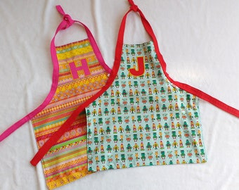 Kitchen apron for children, Kinderkookschort