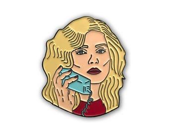 Debbie Harry Blondie Soft Enamel Pin