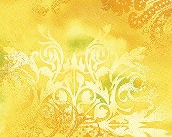 Benartex - Dreamscape - Yellow - Color 30