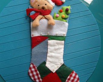 Christmas stocking-Christmas thoughts!