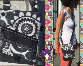 Woman shoulder bag * on order - fabric choices *.