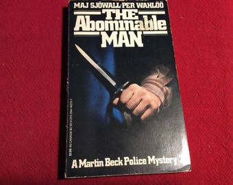 The Abominable Man, 1980 Edition