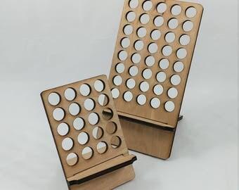 New Product special, Square, LipSense, lipstick stand, Birch wood, raw wood, rustic,  Lipsense Stand, LipSense Display