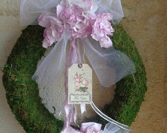 "Crown Shabby ""English roses for you"" in MOSS"