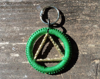 AA 3.5 in Green Gold Clip S