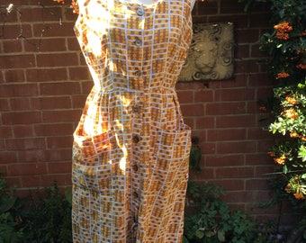 1950's Housewife Dress