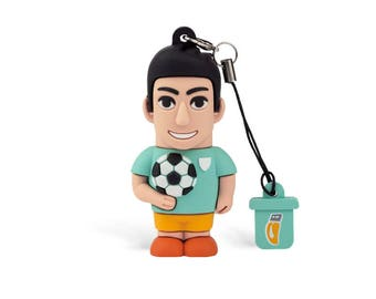 footballer USB Pendrive 8gb Professional Usb